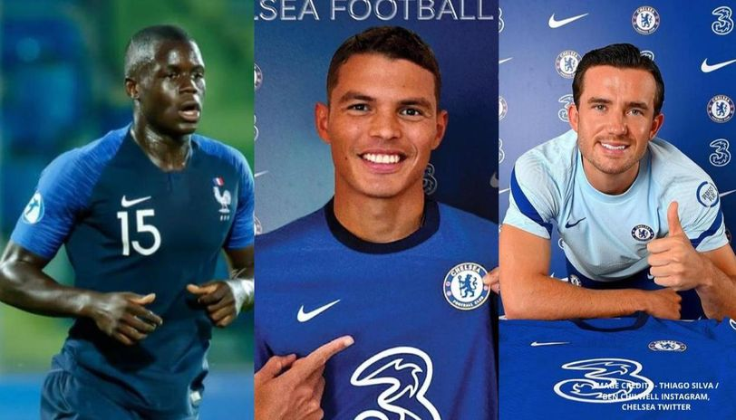 Chelsea Transfer News How The Blues Reacted To Sarr Thiago Silva And Chilwell Joining