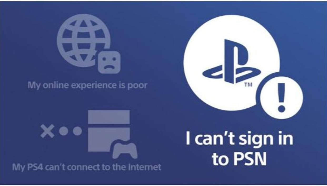 Playstation Network Goes Down For 4 Hours Due To Ps4 Network Maintenance