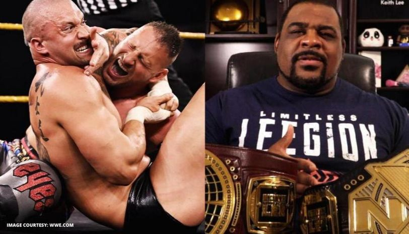 Wwe Nxt Results Kross Defeats Dijakovic Lee Relinquishes His North American Title Republic World