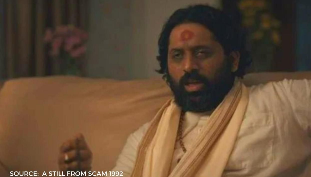 Meet Swami Ji In 'Scam 1992': Everything You Need To Know About Him