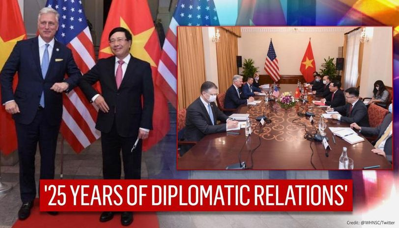 Top US Security official meets Vietnam PM & other Ministers to 'expand relations'