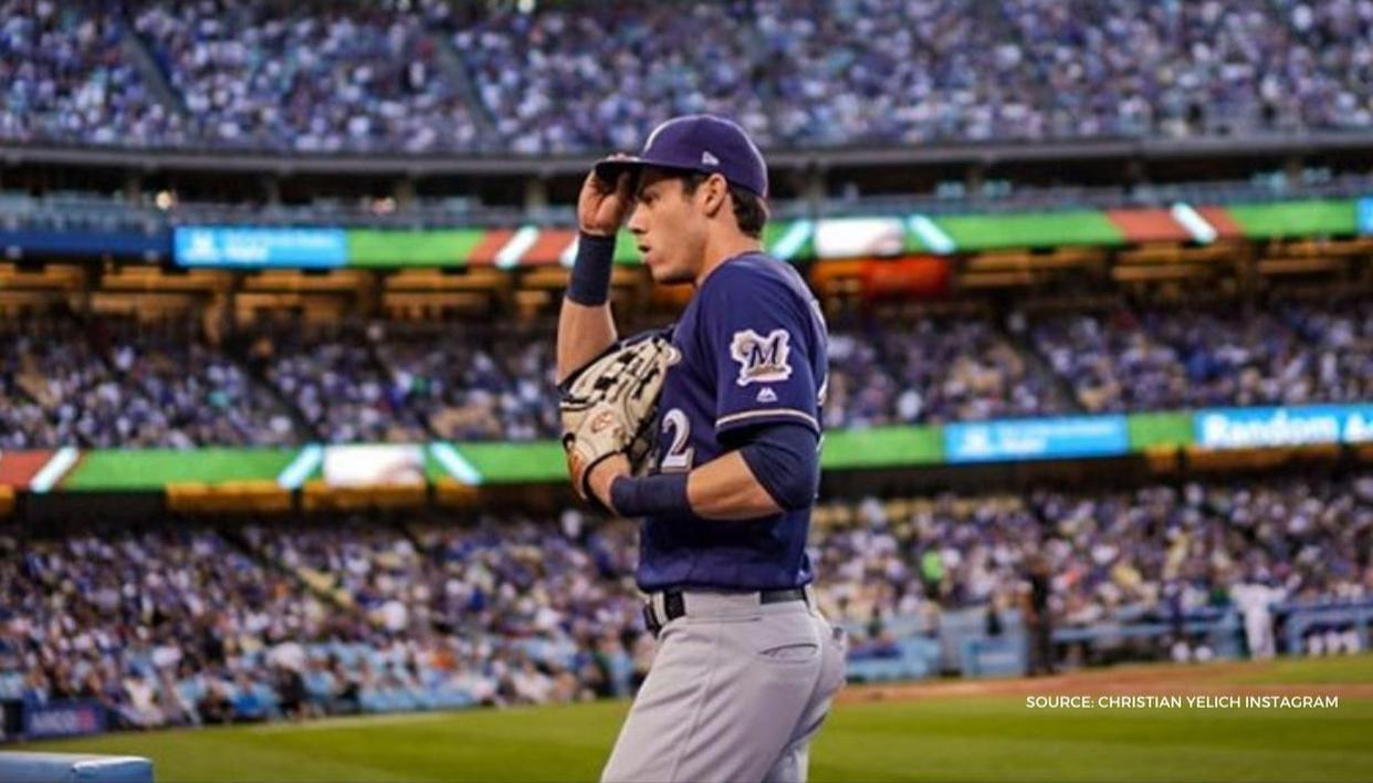 Christian Yelich, Milwaukee Brewers close to finalizing more than $200 million deal