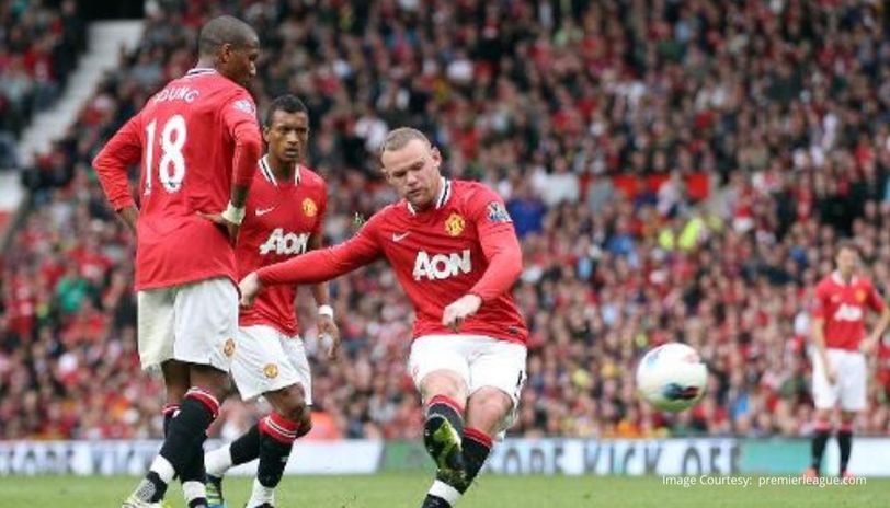 Manchester United Scored 8 Past Arsenal Otd In 2011 In An Iconic Epl Fixture
