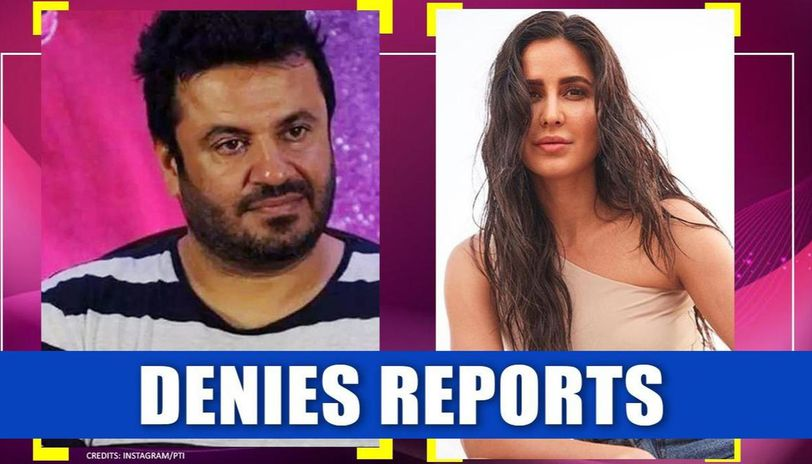 Katrina Kaif denies reports of collaborating with #MeToo accused Vikas Bahl with Big-B