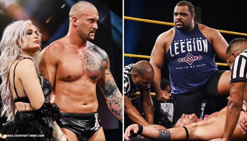 Karrion Kross Defeats Dominik Dijakovic Before Coming Face To Face With Champion Keith Lee Republic World