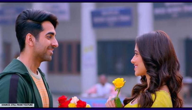 Ayushmann Khurrana pours in birthday wishes for Nushrat Bharucha in a sweetest way