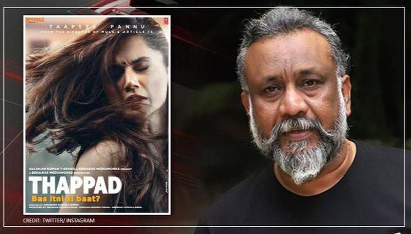 Thappad: Anubhav Sinha goes on expletive-ridden spree over BO figures, fumes at 'pests'