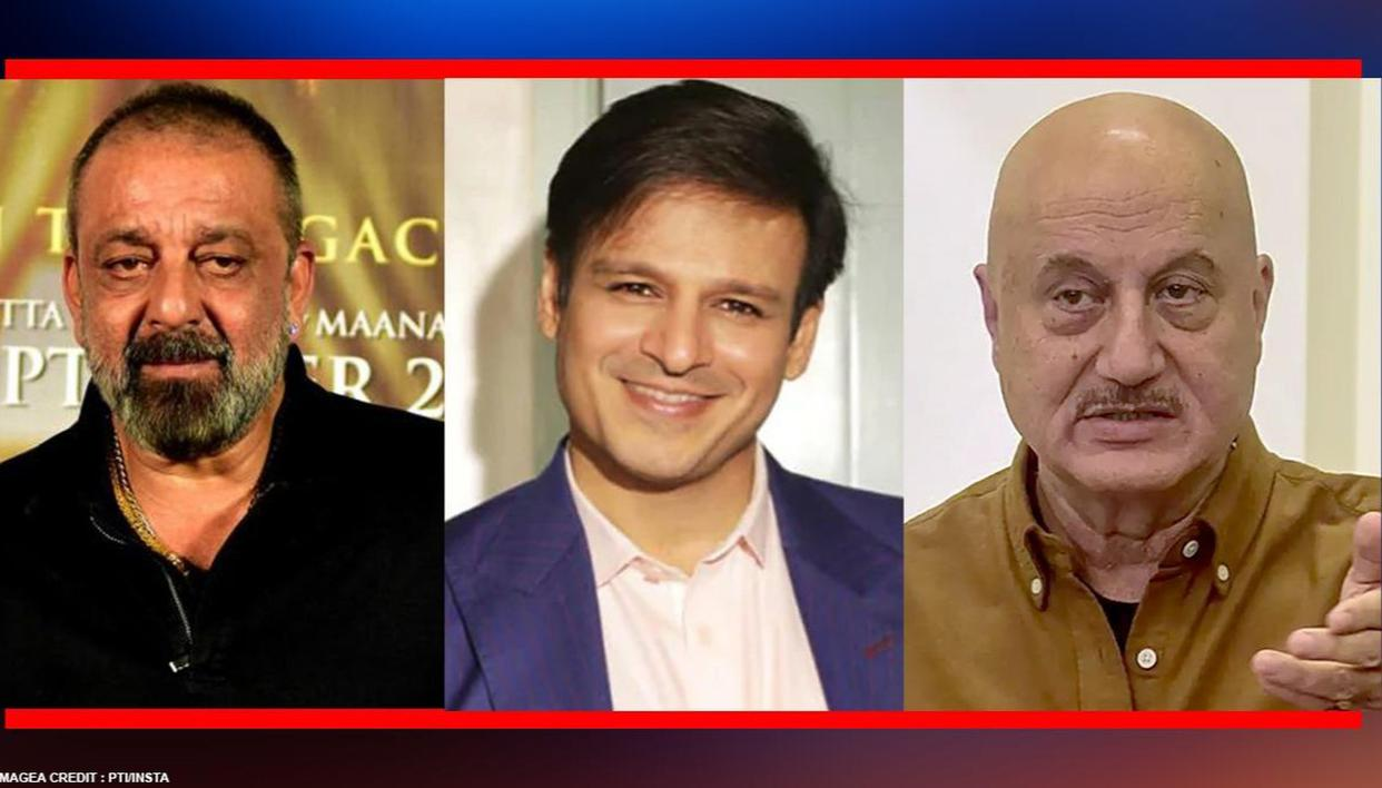 Vivek Oberoi and Anupam Kher wish Sanjay Dutt a speedy recovery, say 'will pray for you' - Republic World