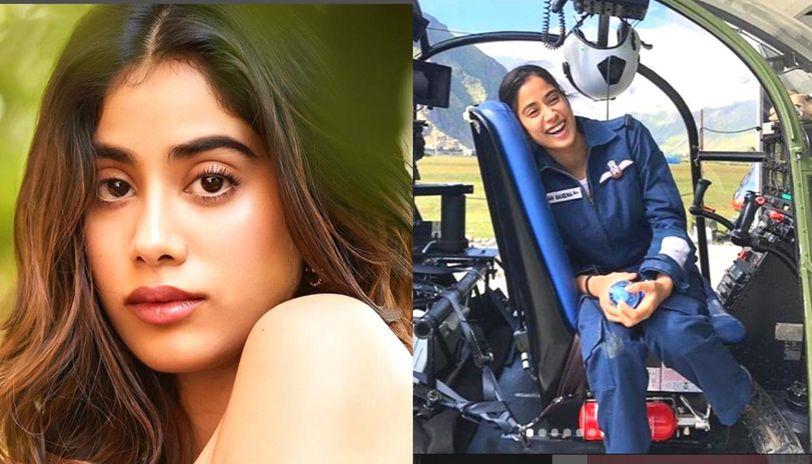 Janhvi Kapoor Says Gunjan Saxena The Kargil Girl Feels Like Debut Reboot Here Is Why Republic World