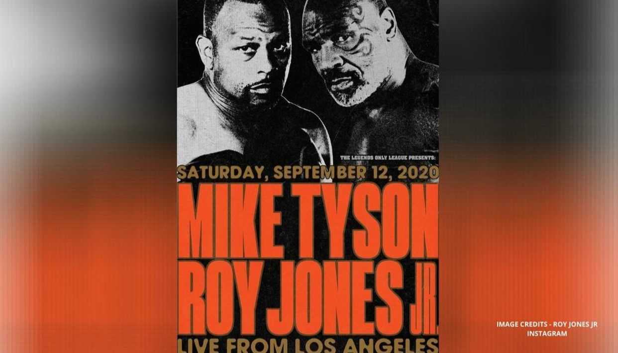 Mike Tyson Vs Roy Jones Jr Fight Will Cost Viewers At Home A Bomb Ppv Details Revealed