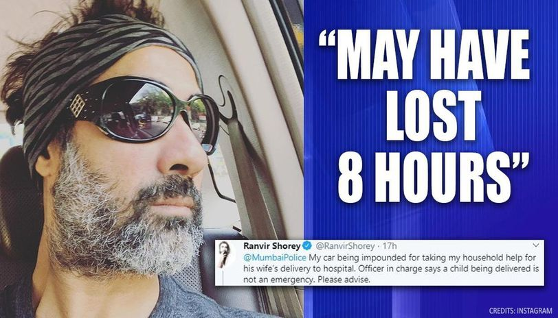 Ranvir Shorey says 'haven't lost faith in you' after row with Mumbai Police gets resolved