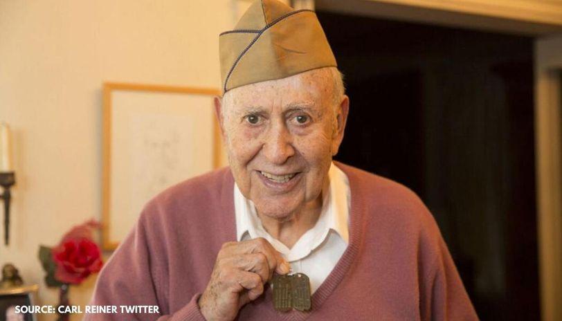 Carl Reiner passes away