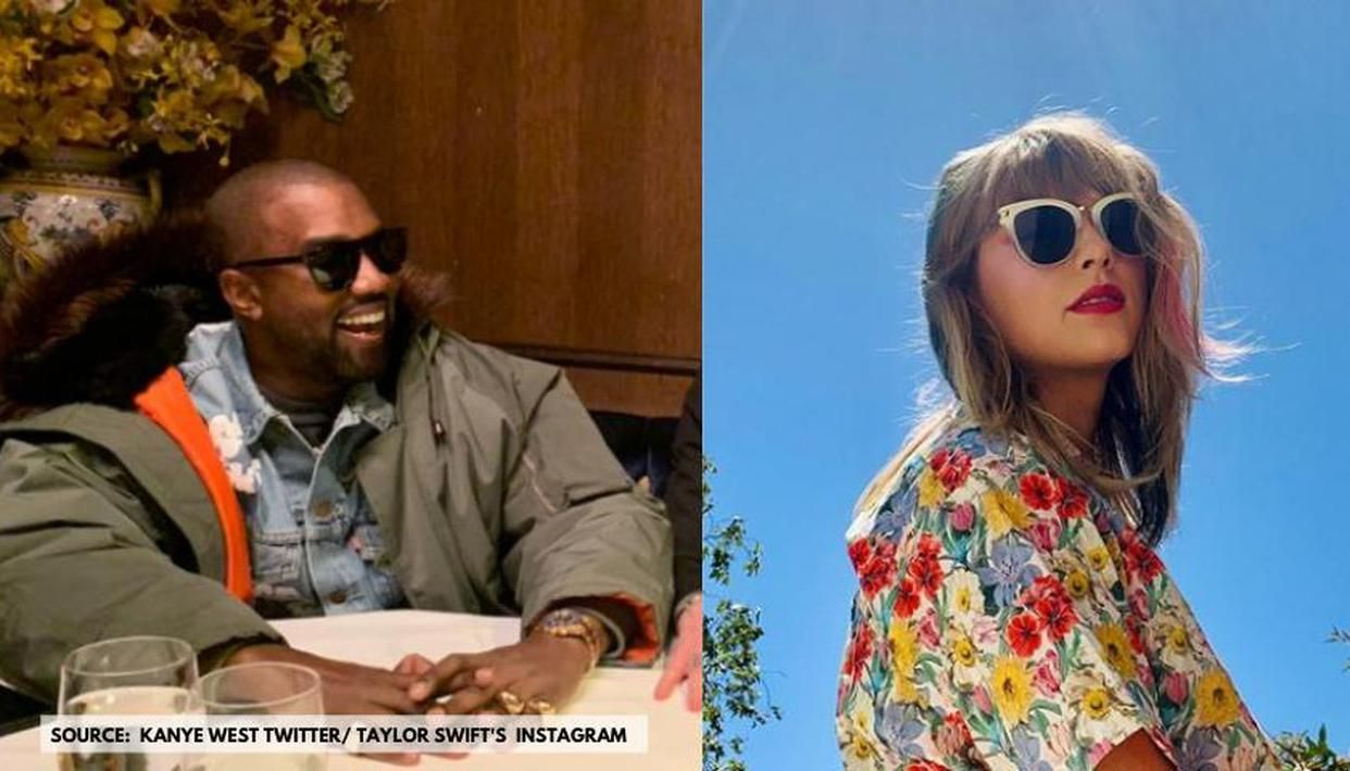 Taylor Swift S Feud With Kanye West How Everything Started Out