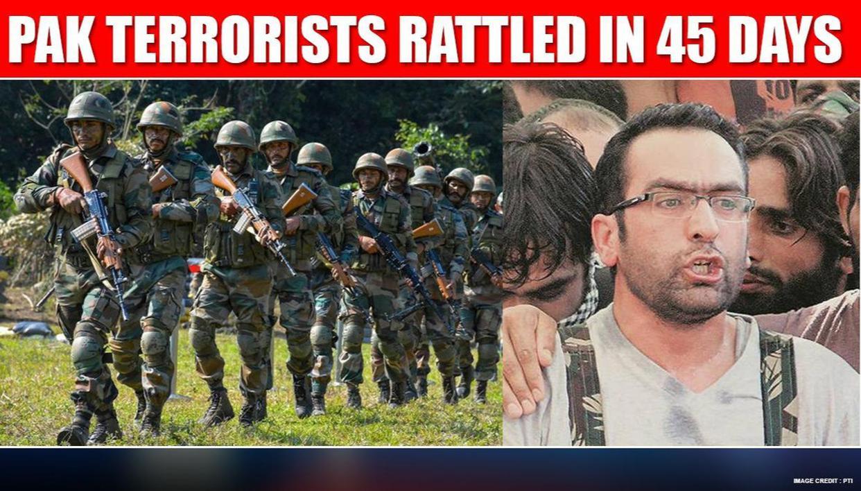 How India broke Pakistan's terror backbone in the last 45 days; Read details - Republic World