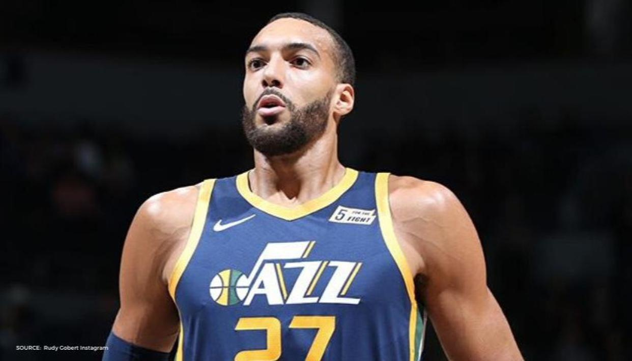 Utah Jazz's Gobert temporarily loses sense of smell