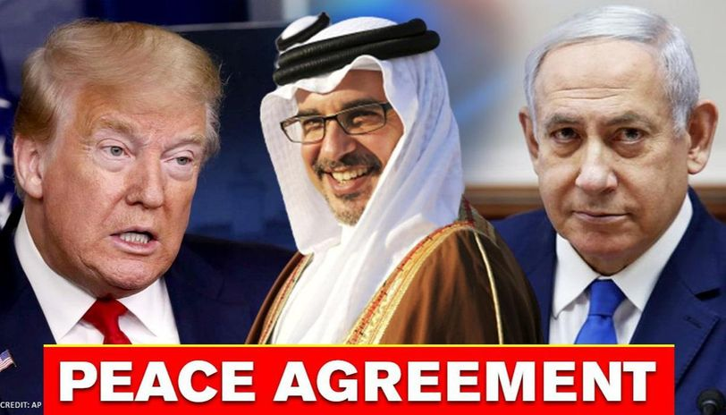 Trump announces peace agreement between Kingdom of Bahrain and Israel