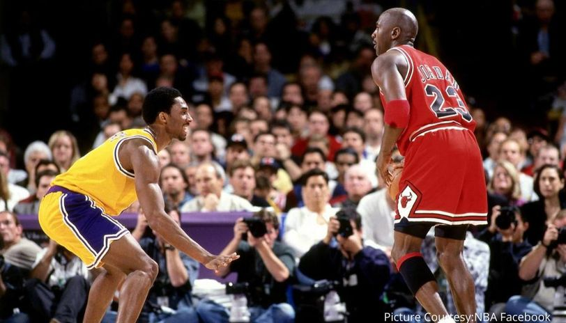 Michael Jordan and Kobe Bryant net worth
