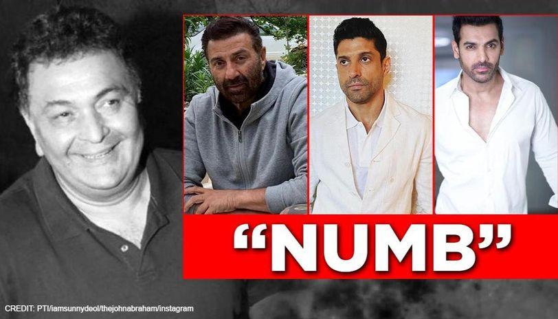 Rishi Kapoor passes away: Ram Charan, Chiranjeevi, Jr NTR, Madhavan, others 'devastated'