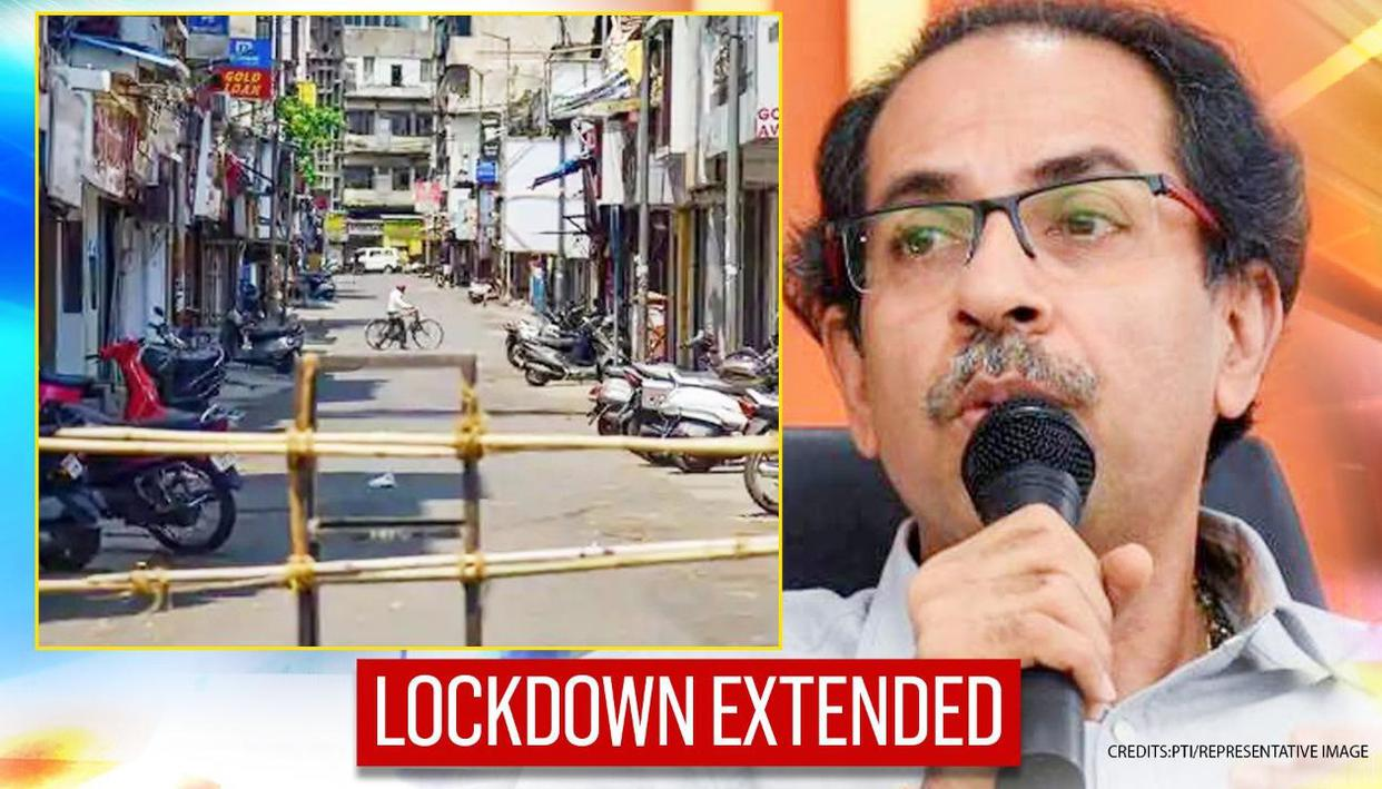 Maharashtra extends lockdown till Nov 30 as COVID-19 cases rise to 16,72,411