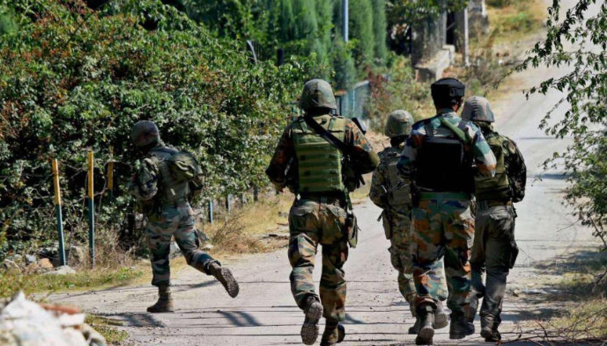 Forces strike terror backbone; 3 terrorists killed, 6 arrested in a day - Republic World