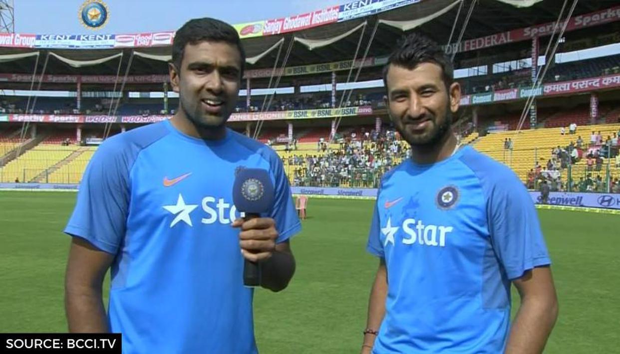 R Ashwin has funniest birthday wish for Cheteshwar Pujara; leaves fans in splits
