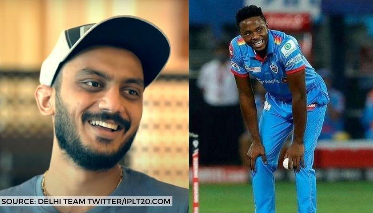 Axar Patel comically mimics Kagiso Rabada's new Hindi greeting for him; watch video - Republic World