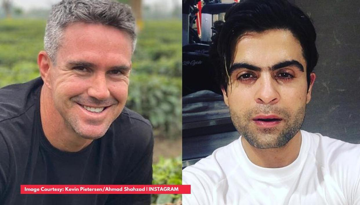 Kevin Pietersen grills Ahmed Shehzad for 'nonsense', PSL 2020 performance