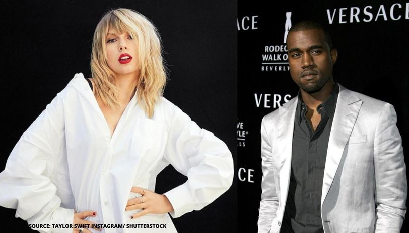 Taylor Swift Kanye West Lock Horns Once Again With Their Albums Releasing On Same Day