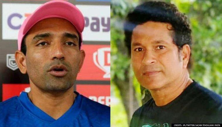 Robin Uthappa, Sachin Tendulkar (Image Credit: IPL/Twitter/SachinTendulkar/Insta)