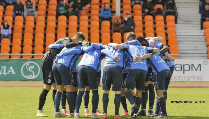 Dynamo Brest vs BATE