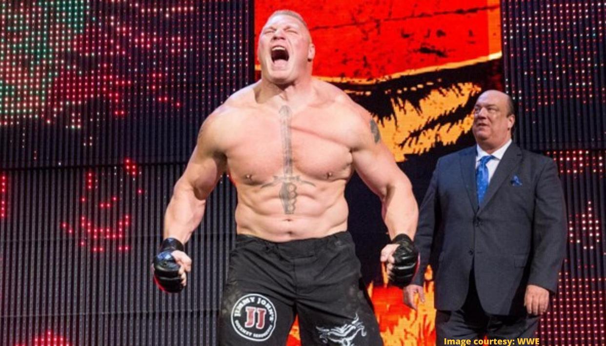 WWE has massive plans for making Brock Lesnar return at SummerSlam 2020:  Report