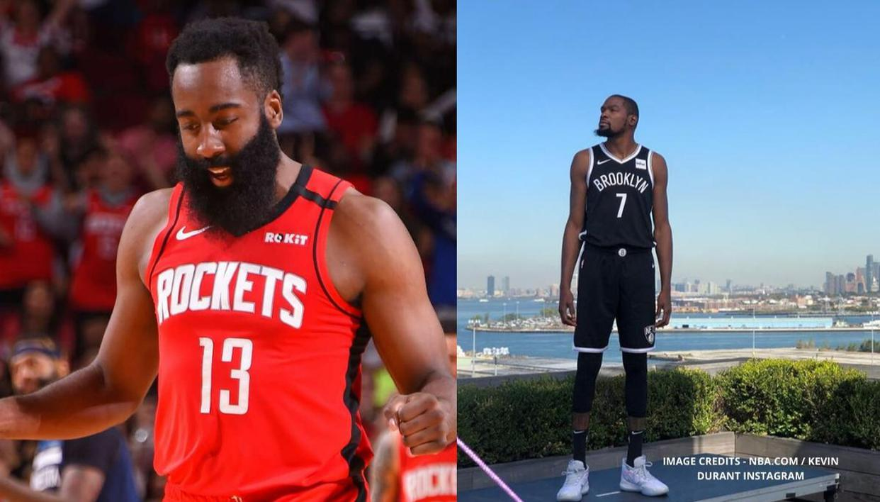 NBPA matches $400,000 in grants for Kevin Durant, James Harden and other NBA stars - Republic World