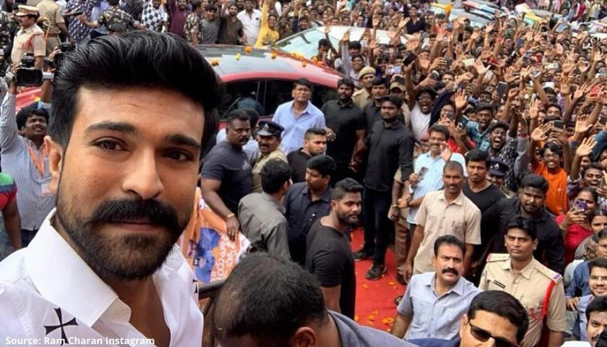 Ram Charan urges fans to avoid celebrating his birthday amid COVID-19 fears