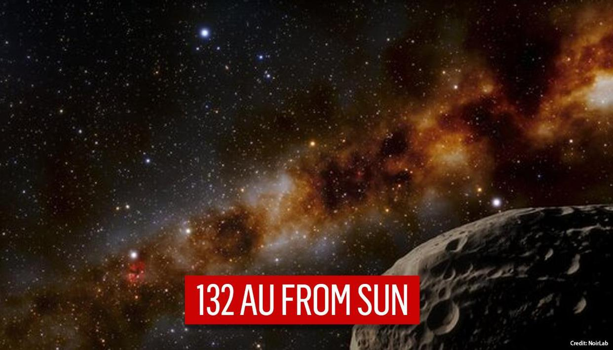 Space object called Farfarout is most distant object ever found in solar system - Republic TV