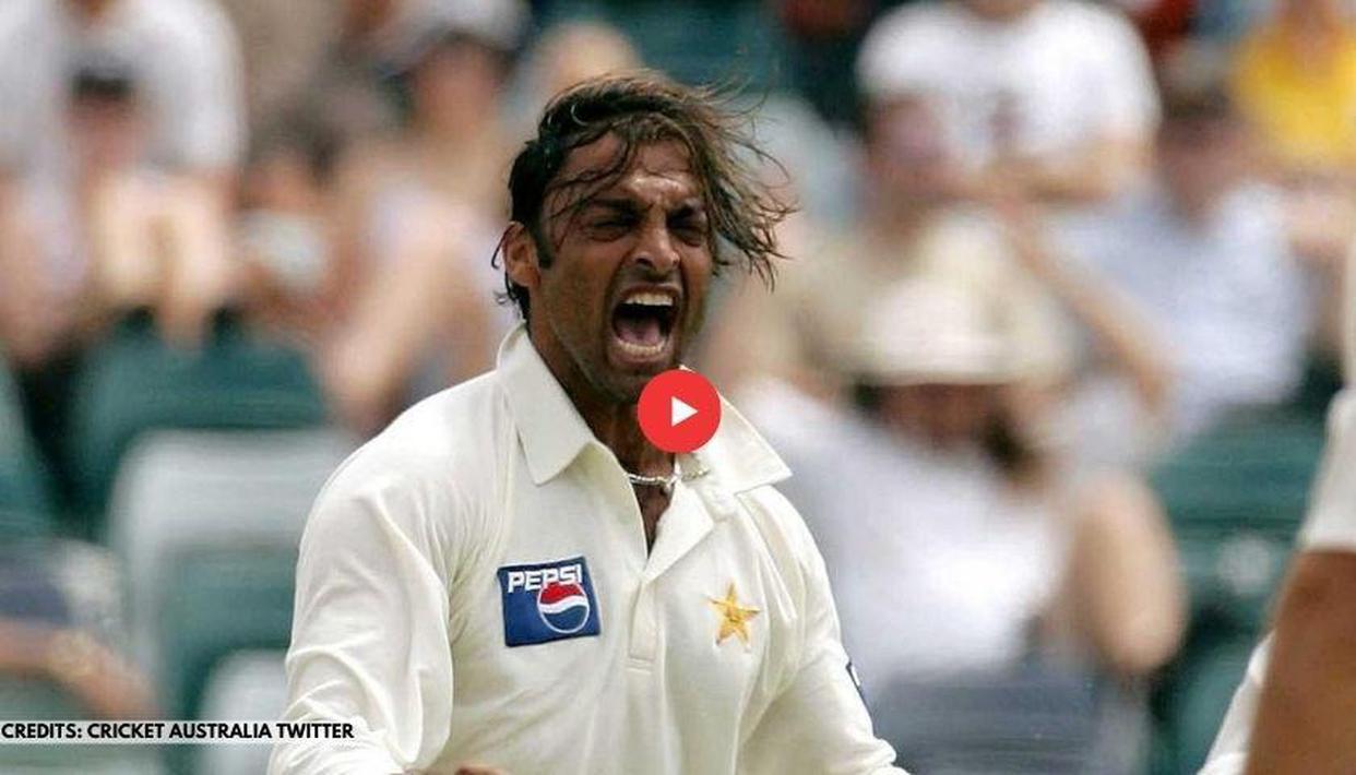 Shoaib Akhtar bowls two yorkers in a row to dismiss Rahul Dravid, Sachin Tendulkar: Watch - Republic World