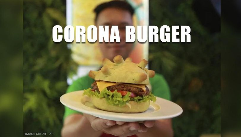 This Hanoi chef is selling delicious coronavirus theme burgers amid COVID-19 outbreak