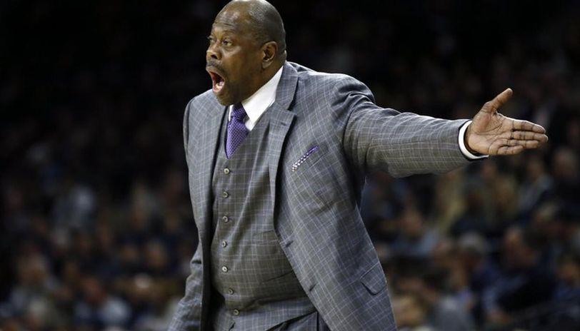 Ex-Hoya, ex-Knick, current Georgetown coach Ewing has COVID