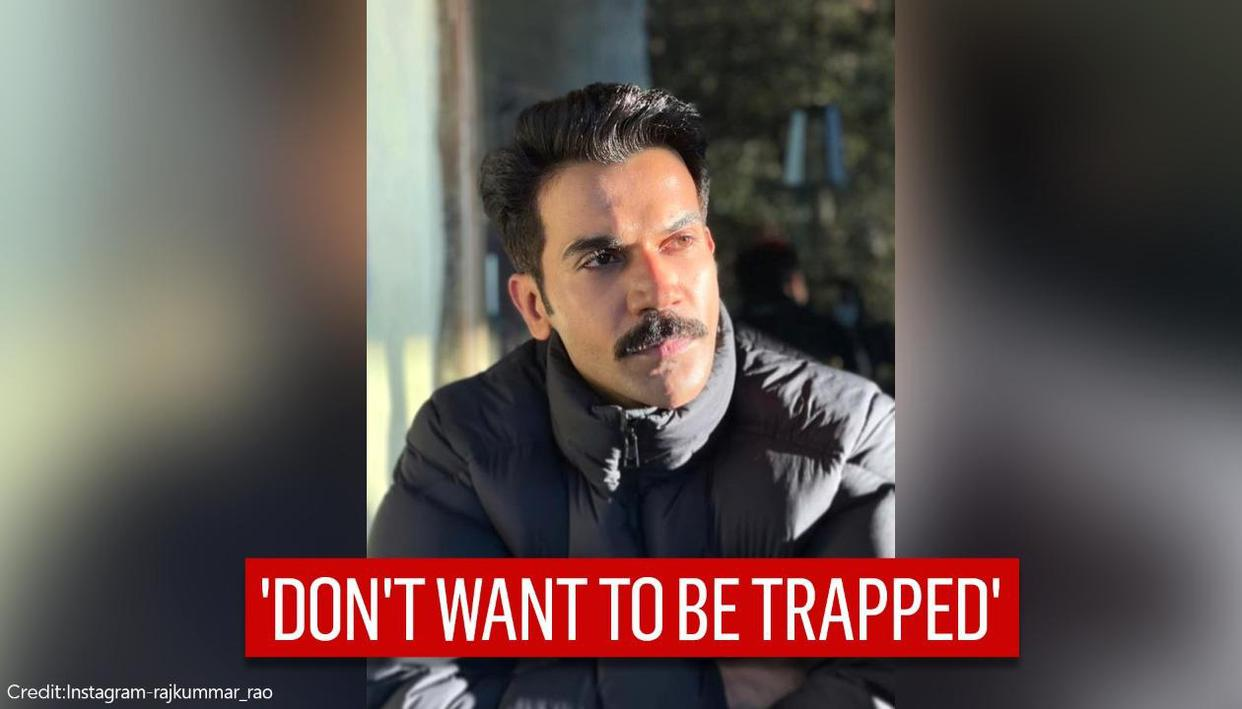 Rajkummar Rao says, Dont want to get into rut of repeating myself - Republic World