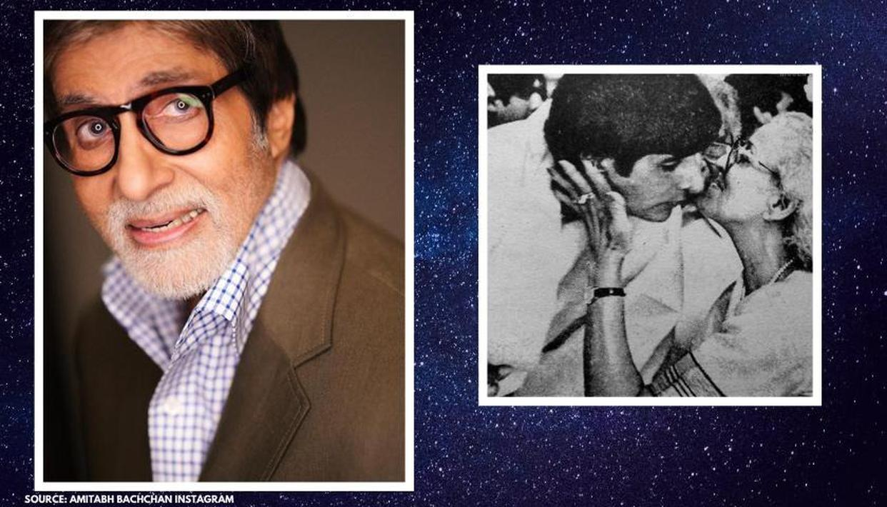 Watch! Unseen video of Amitabh Bachchan returning home after 'Coolie' accident 38 yrs ago - Republic World