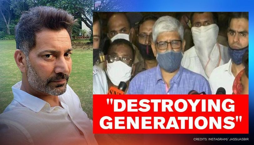 'Can NCB crack down on artists, singers glorifying drugs', asks Jassi in powerful post