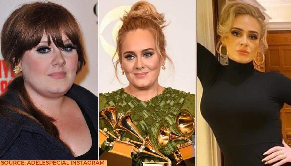 Adele S Before And After Weight Loss Pics Will Leave You Speechless See Here