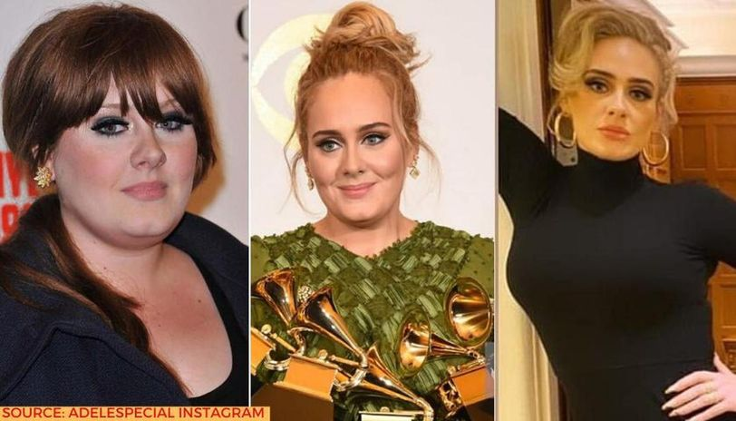 Adele's before and after weight loss pics will leave you ...