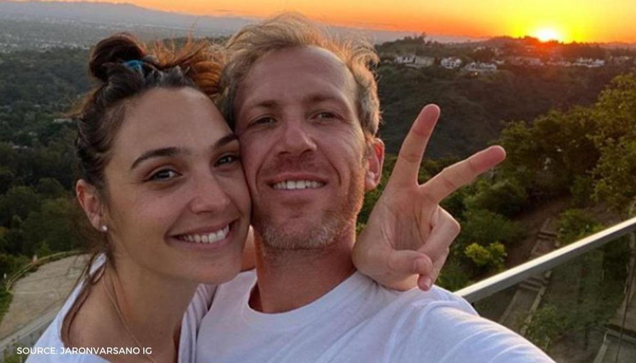 Gal Gadot Tells Husband Yaron Varsano I M Yours Forever In Anniversary Post