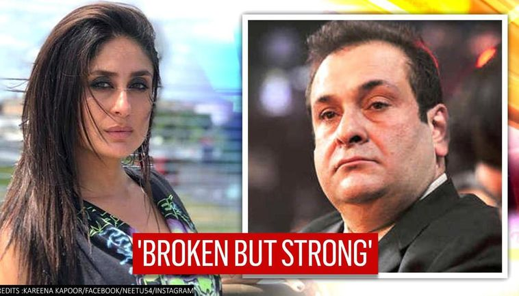 Rajiv Kapoor S Demise Kareena Kapoor Mourns Her Uncle S Death Shares Throwback Picture