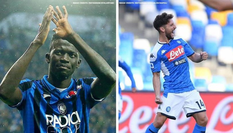 Atalanta Vs Napoli Live Stream Team News Schedule Serie A Preview