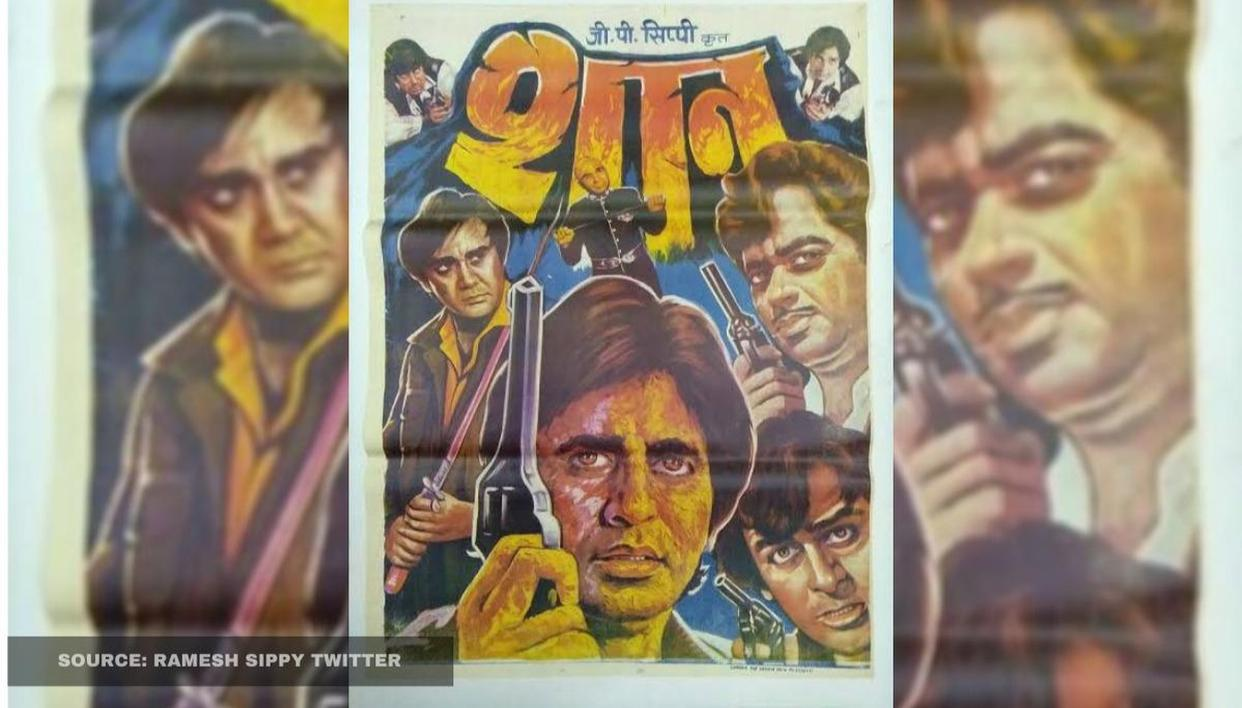 'Shaan' cast: Shatrughan Sinha, Shashi Kapoor and others in pivotal roles