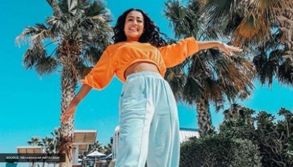 Outfits Of Neha Kakkar That She Rocked In Her Music Videos See Pictures Republic World