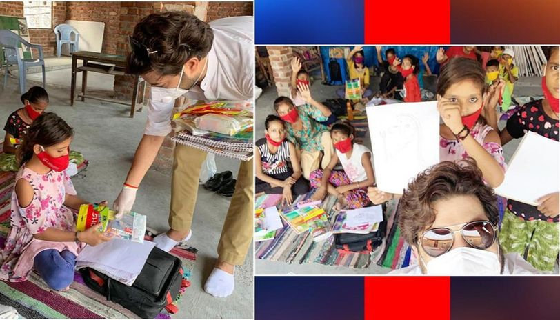 Fashion Designer Pledges To Provide Skill Education To Rural Children Amid Covid 19 Scare Republic World