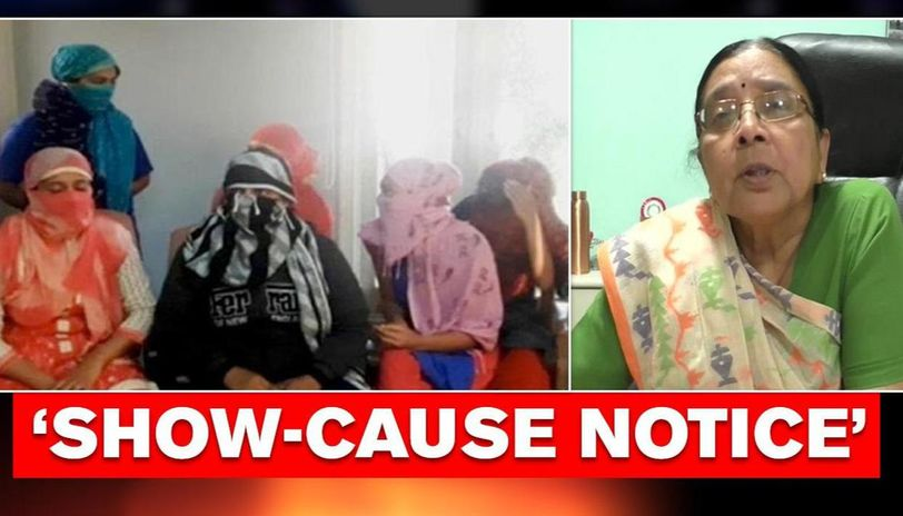 Bhuj College Period-Shame Case