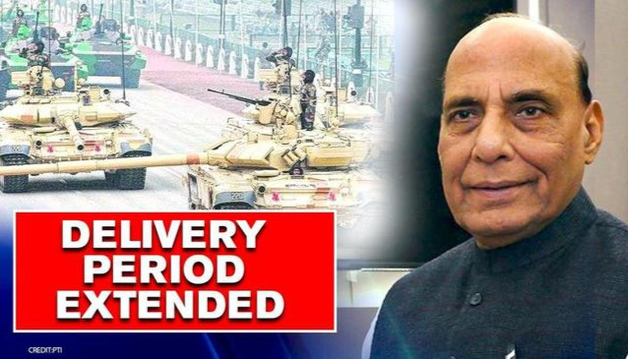 COVID-19: Defence Ministry extends delivery period of all capital acquisition contracts - Republic World